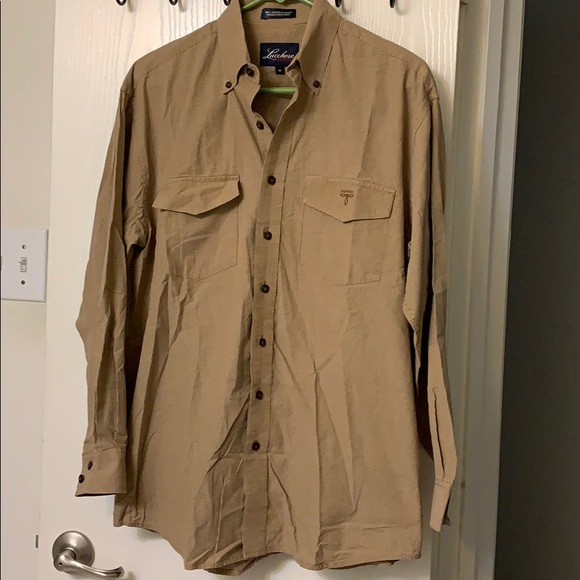 Vintage Lavendar Lucchese Western Shirt